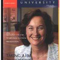 Lakehead University Alumni Magazine Spring 2004 Vol.21 No.1