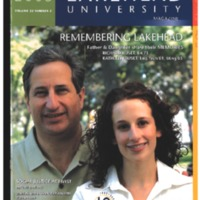 Lakehead U Alumni Magazine Winter 2005 Vol.22 No.2.pdf