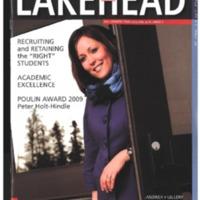 Lakehead University Alumni Magazine Fall 2009 Vol.26 No.2