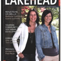 Lakehead University Alumni Magazine Fall 2010 Vol.27 No.2