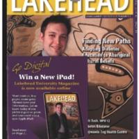 Lakehead University Alumni Magazine Spring 2012 Vol.29 No.1