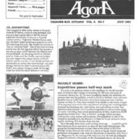 Agora Magazine Vol.8 No.7