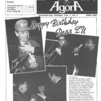 Agora Magazine Vol.7 No.4