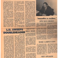 Argus Vol. 1 No. 7 - Jan 13, 1967