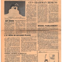 Argus Vol.1 No.8 - Jan 20, 1967
