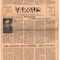 Argus Vol.1 No.9 - Jan 27, 1967