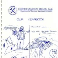 1987-88 Lakehead University Geology Journal