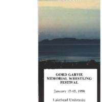 Gord Garvie Memorial Wrestling Festival 1990 Pamphlet.pdf