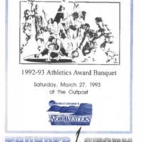 Athletics Award Banquet 1992-93.pdf