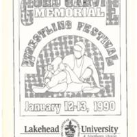 LU Gord Garvie Memorial Wrestling Festival Program 1990.pdf