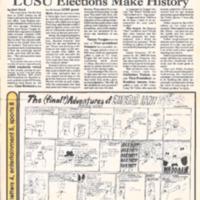 Argus Vol. 28 No. 17 February 6, 1991