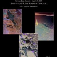 Institute on Lake Superior Geology: Proceedings, 2019
