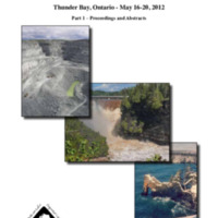 Institute on Lake Superior Geology: Proceedings, 2012