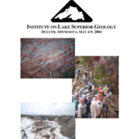 Institute on Lake Superior Geology: Proceedings, 2004