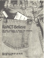 reACT-Believe Vol 4 Issue 1 - Winter 1991